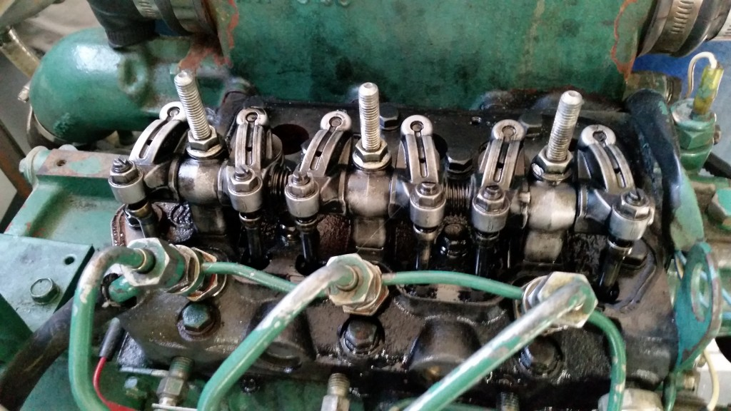 stage meca moteur et culbuteurs
