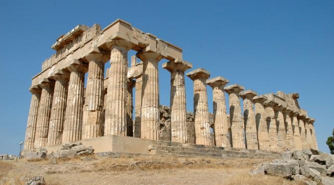 Etape à Marsala et Visite du site archeologique de Selinonte