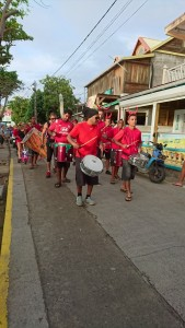 saintes fete rouge